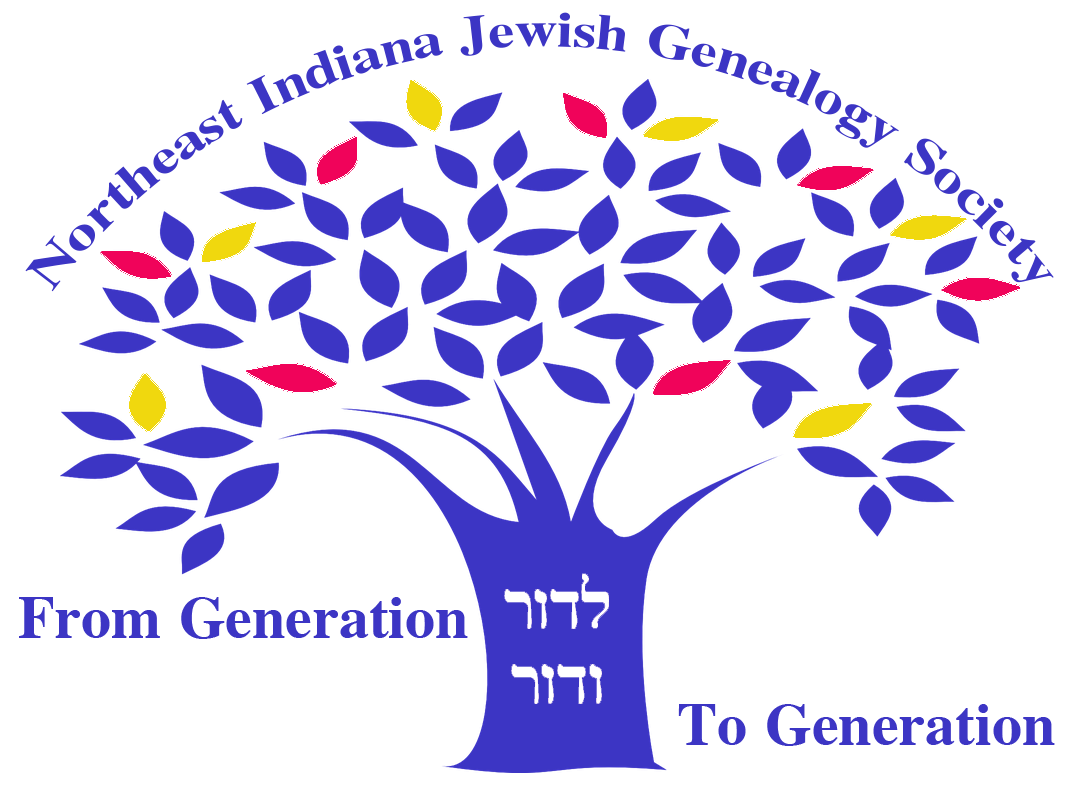 Northeast Indiana Jewish Genealogy Society